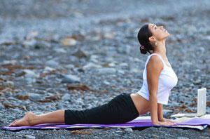 排毒瘦身 一组简单的瑜伽就能搞定