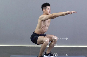 常见健身动作深蹲十七个好处解析