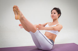 夏季休闲瑜伽怎么练