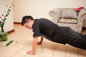 如何在家锻炼身体