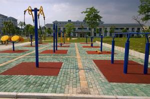 公园健身器材有哪些?