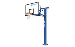 JLG-104直埋式丁字型篮球架