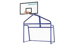 JLG-110一体式篮球架足球门