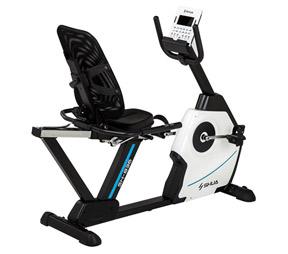 SH-836电磁控卧式健身车