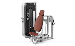 SH-G6702L蝴蝶式胸肌训练器(LED版)