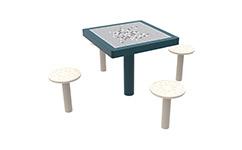 SH-L2039W滚珠式围棋桌